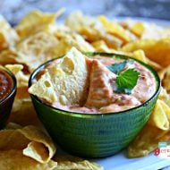 Crock Pot Queso Recipe