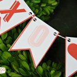 Free Printable Valentine Bunting - TodaysCreativeBlog.net