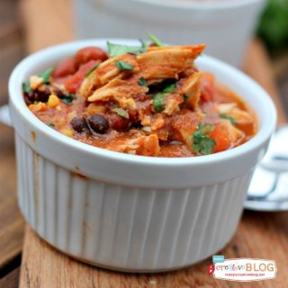 Taco Chili made in a slow cooker