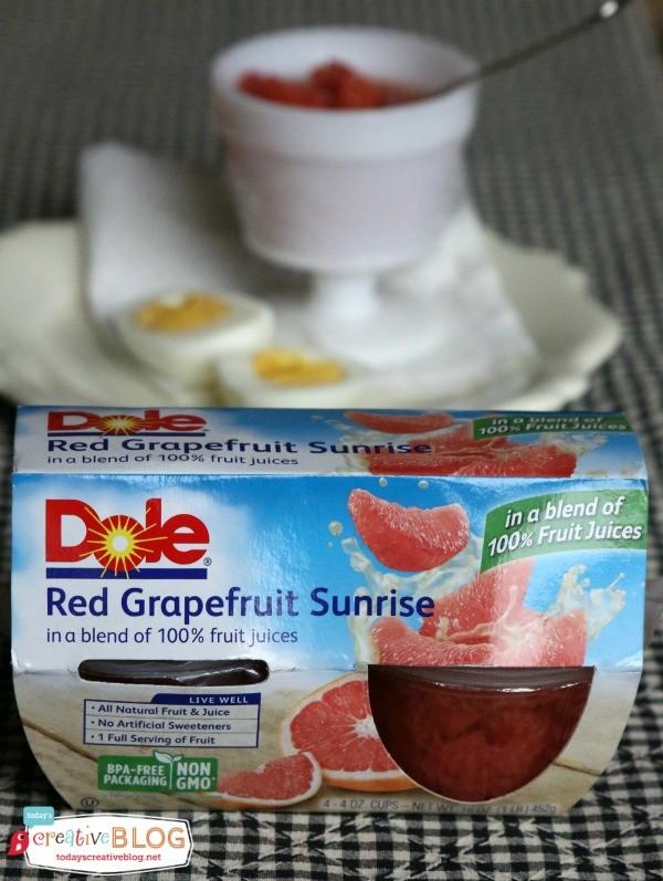Grapefruit for Breakfast | TodaysCreativeBlog.net