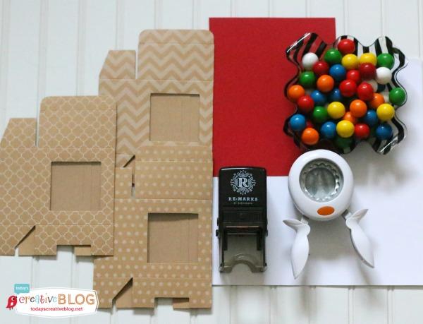 Quick & Easy Thank you Gift DIY | TodaysCreativeBlog.net
