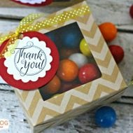 Quick & Easy Thank you Gift