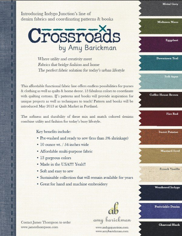 Corssroads by Amy Barickman