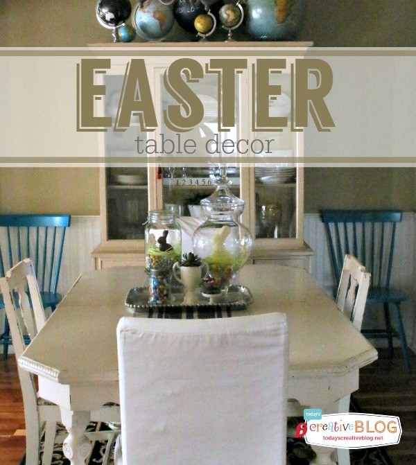 easter table decorating ideas | today's creative life