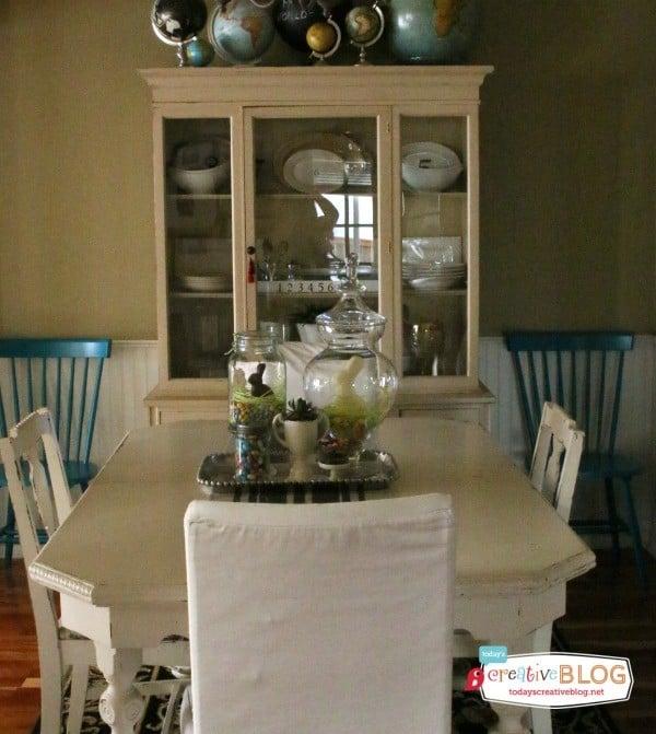 Easter Table Decorating Ideas | TodaysCreativeBlog.net