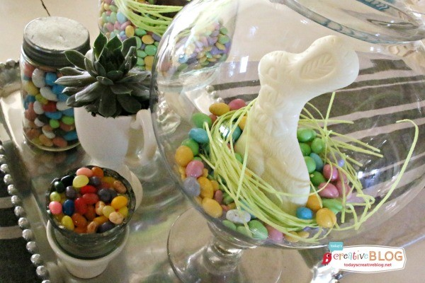 Easter Table Decorating Ideas | TodaysCreativeBlog.net & Easter Table Decorating Ideas | Todayu0027s Creative Life