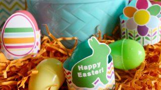 Free Printable Easter Egg Holders