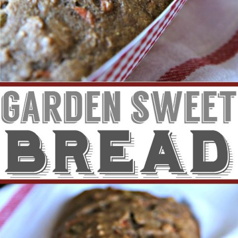 Garden Sweet Bread Recipe | TodaysCreativeBlog.net