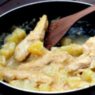 One Skillet Sweet Pineapple Chicken | TodaysCreativeblog.net