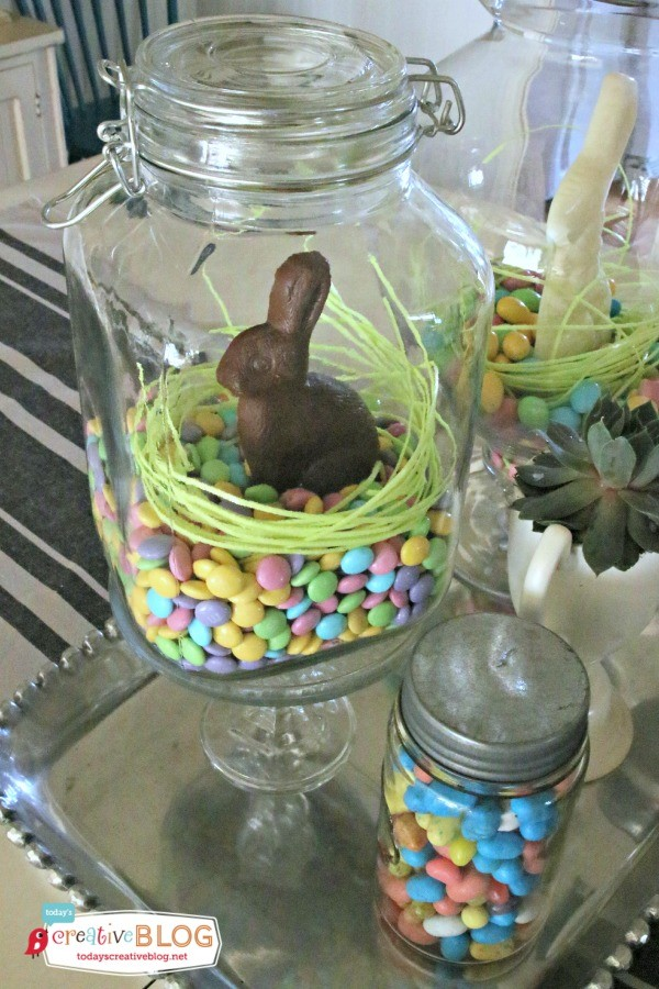 Easy Easter Table Decorations Todays Creative Life