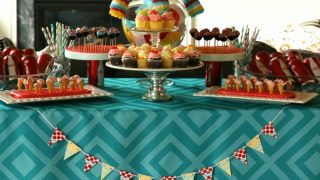 Throwing a Mini Birthday Party