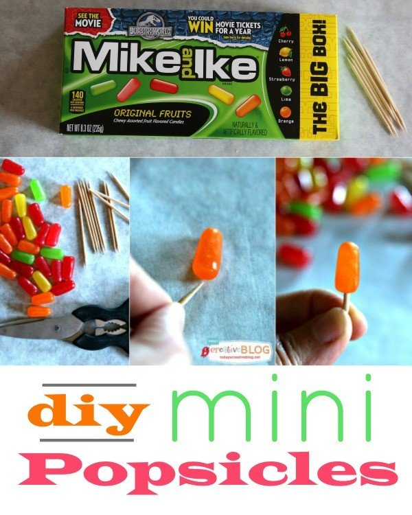 Throwing a Mini Birthday Party | Mini Decorating Ideas | Mini Food Ideas | More creative ideas on TodaysCreativeLife.com