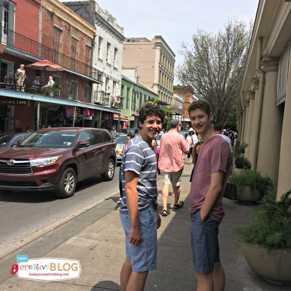 new orleans easter