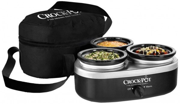 Crock Pot 16 ounce dip warmers