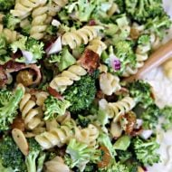 Broccoli Salad With Pasta Recipe