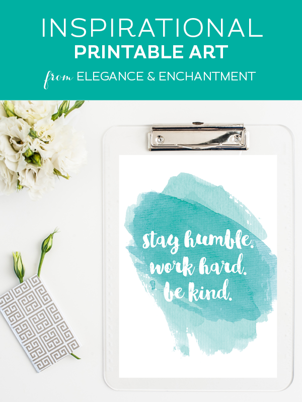 Printable Art found on Elegance & Enchantment.