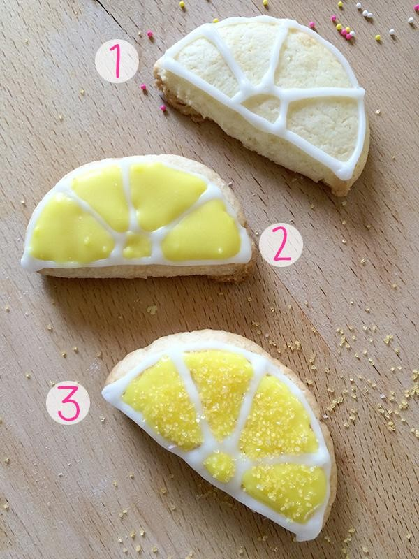 Lemonade Stand Cookies by Jen Goode | The perfect cookies for your Lemonade Stand | Summer | TodaysCreativeLife.com