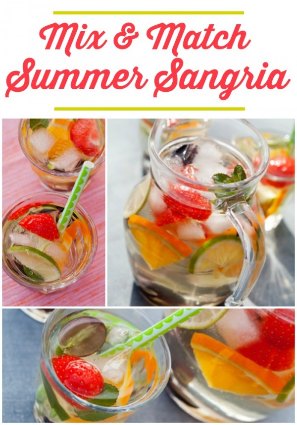 summer sangria mix and match