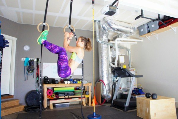 how to make a home gym today 39 s creative life