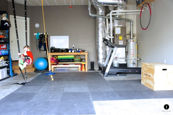How to make a home gym today s creative life