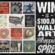$100 Shopping Spree at Embellishments Studio!