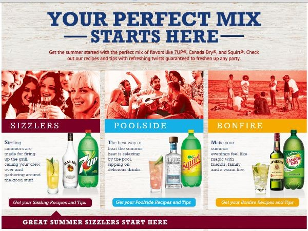 Perfect Mix Starts Here