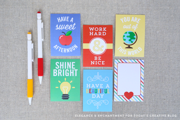 free printable lunch box note cards today s creative life