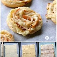 Turkey and White Cheddar Pinwheels