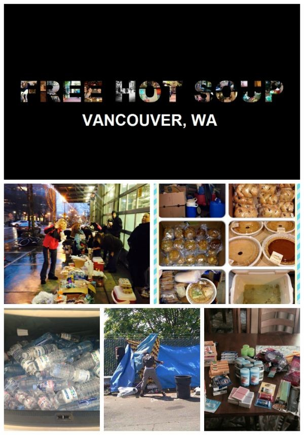 free hot soup