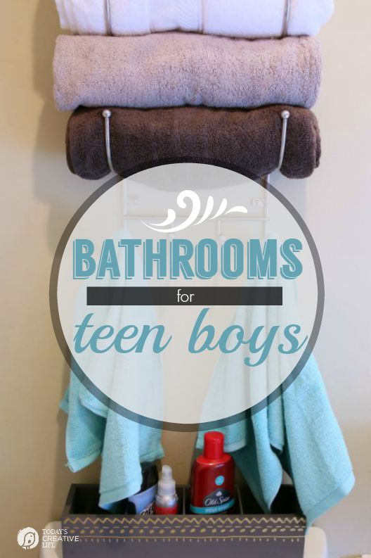 Bathroom ideas for boys