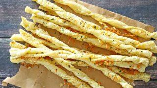 Garlic Butter Bread Sticks