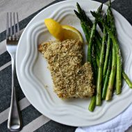 Easy Lemon and Herb Baked Cod