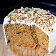 Slow Cooker Carrot Cake