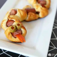 Rattlesnake Bite Hot Dog Appetizers