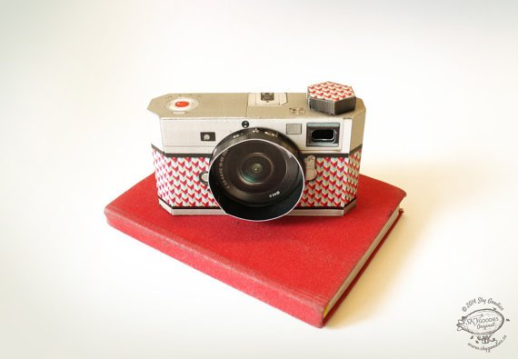 photo regarding Camera Printable titled Absolutely free Printable Do it yourself Paper Digicam Photograph Body Todays