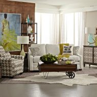 La-Z-Boy Design Dash | 5 Bloggers design the room of their dreams! Come see my room reveal! | TodaysCreativeLIfe.com