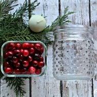 5 Minute DIY Christmas Luminaries