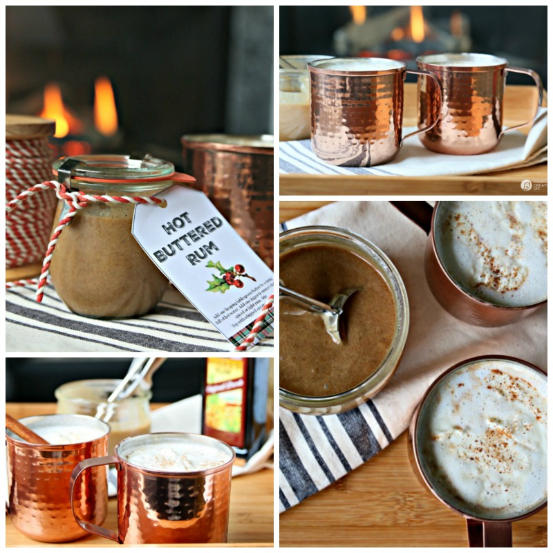 Butter Rum Hot Drink Recipe
