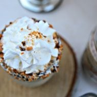 Creamy and Delicious Crockpot Hot Chocolate