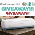 Cricut Giveaway on TodaysCreativeLife.com