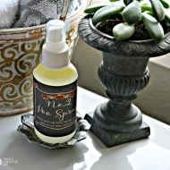 Homemade No.2 Poo Spray | Make your own Poo Potpourri toilet spray to hide embarrassing smells. Just spritz into the toilet before going and no embarrassing odors. The Free Printable labels is yours too! See step by step instructions on TodaysCreativeLife.com