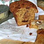 Cake Mix Cinnamon Bread | Quick breads have never been so tasty! Using a cake mix makes the best treat and perfect for gift baskets or breakfast! Find the recipe on TodaysCreativeLife.com