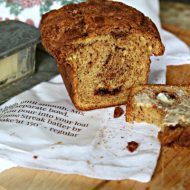 Cake Mix Cinnamon Quick Bread
