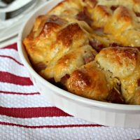 Breakfast Casserole Recipe with Biscuit Dough