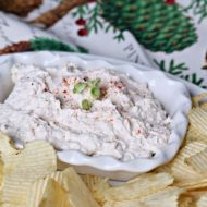 Clam Dip Recipe