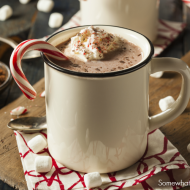 Hot Cocoa Milk Shake