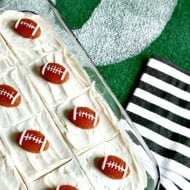 Game Day Brownies Easy Recipe
