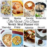 Meal Plan for Busy Families