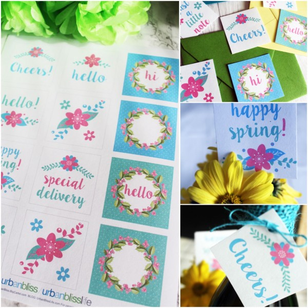 Spring Printables | TodaysCreativeLife.com