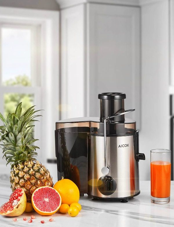 Easy Juicing with this Centrifugal Juicer | TodaysCreativeLife.com
